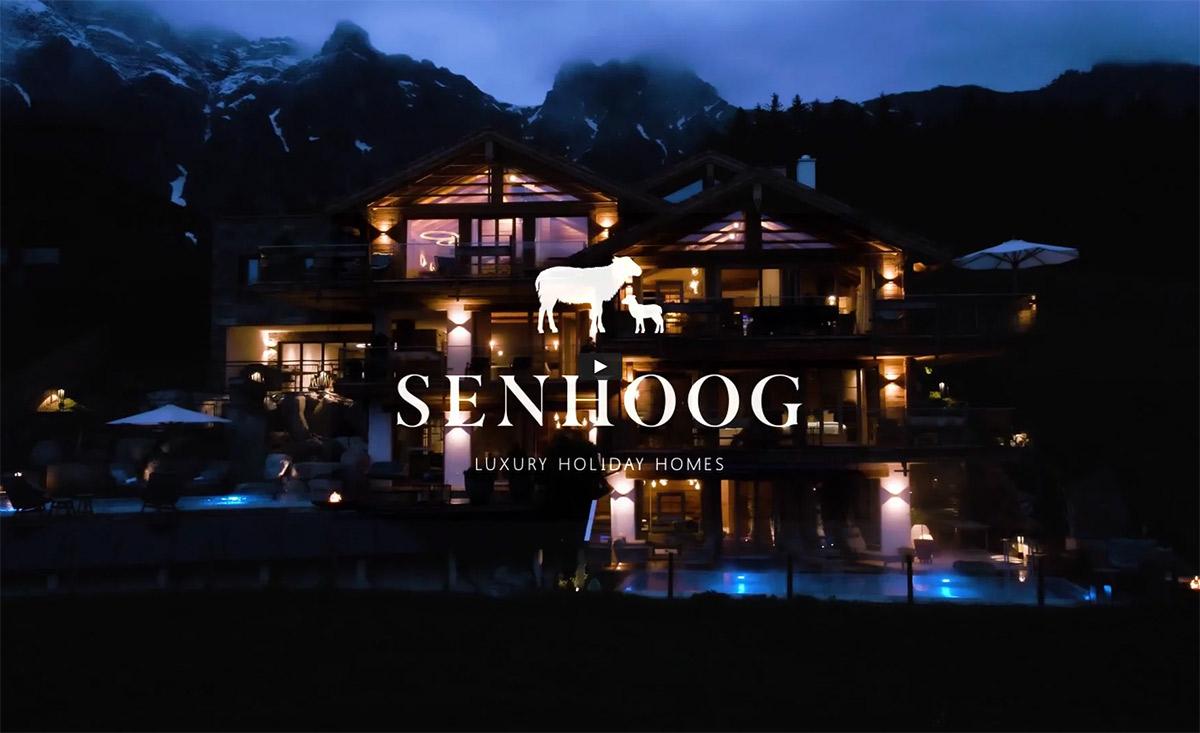Video SENHOOG Chalet GipfelKreuzLiebe Leogang